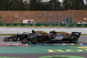 Haas planning firm team orders approach after Hockenheim clash