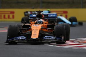 McLaren not getting carried away in F1 midfield fight