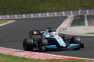 "P16 in Q1 felt like a ""pole lap"" for Williams - Russell"