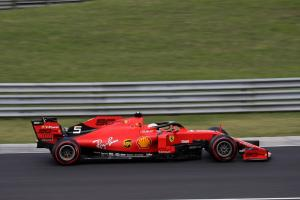 Vettel: Ferrari saw Hungary struggles coming 'for a long time'