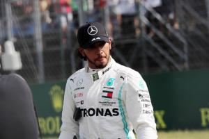 Hamilton: I don't care what Rosberg says