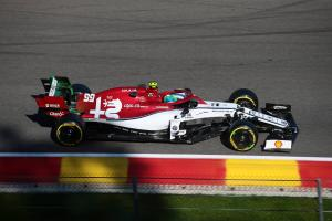 Giovinazzi engine failure a concern for Ferrari