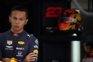 Horner sees no risk in Albon's Red Bull promotion