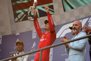 Leclerc dedicates maiden F1 win to Hubert
