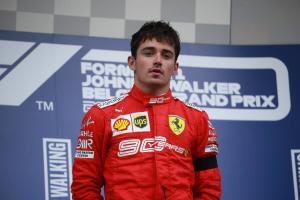 First F1 win will take 'two or three weeks' to process - Leclerc