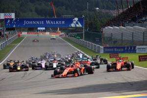 F1 Belgian Grand Prix - Driver Ratings