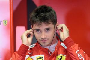 Leclerc quickest, Hamilton close in Italian GP FP2