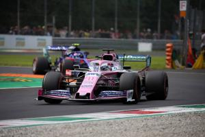 Perez: Racing Point targeting fourth-fastest car by end of season