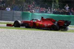 Ferrari will have to 'lift Vettel's spirits' - Camilleri