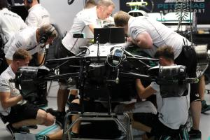 Bottas 'paid the price' for mistake which led to FP1 shunt