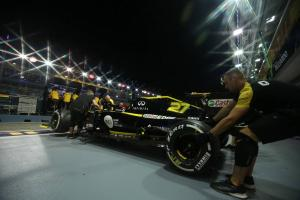 F1 Paddock Notebook – Singapore GP Friday