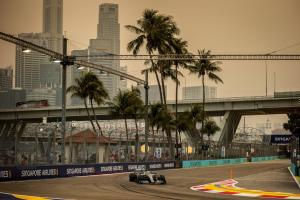 F1 Singapore Grand Prix - FP3 Results