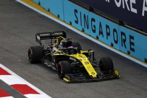 Renault: Ricciardo gained one microsecond with MGU-K power spike