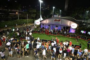 F1 Paddock Notebook - Singapore GP Saturday