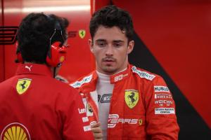 Leclerc wants explanation from Ferrari over 'unfair' strategy