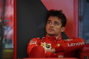 Leclerc: Ferrari struggling for balance compromise