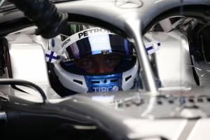 Bottas leads Mercedes one-two in opening Japan practice