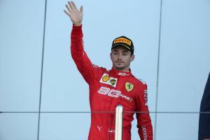 Leclerc still trusts Vettel after Russian GP team orders mess