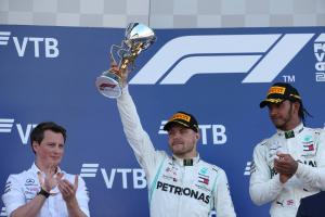 Bottas: Virtual Safety Car timing a miracle