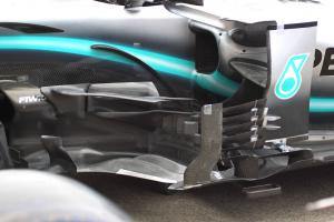 "Mercedes expects ""pretty decent step"" from Suzuka update"
