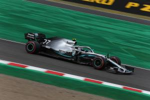 Bottas tops Japan FP2 in final session before Sunday