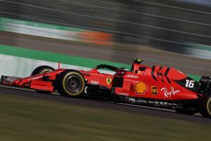 "Leclerc punished for driving Ferrari F1 car in ""unsafe condition"""