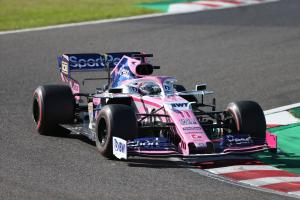 "Gasly ""very stupid"" in late Japanese GP clash - Perez"