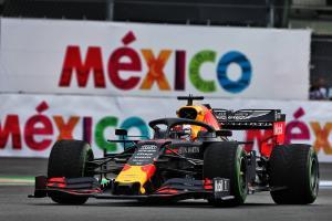 "Verstappen says Ferrari ""miles ahead"" at Mexican GP"
