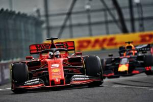 Ferrari 'surprised' by Red Bull's pace in Mexico qualifying