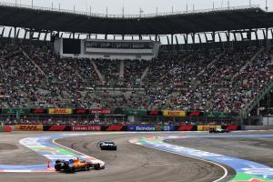 F1 Mexican Grand Prix - FP3 Results
