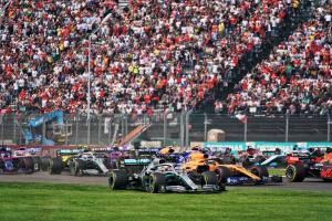Brown: Alternating races a solution to F1 calendar headache