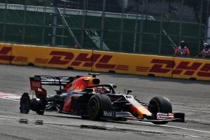 Sixth the best I could do on 'a bad day' - Verstappen