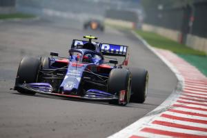 Gasly: Tough for Toro Rosso to catch Renault on current form