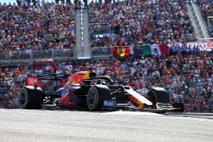 """""""Big"""" floor damage cost Verstappen 'a lot' in US GP"""