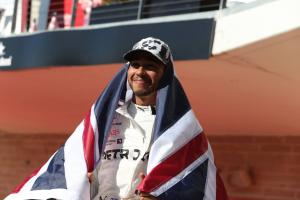 Hamilton: I'm too competitive to ease off with two races to go