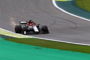 F1 Brazilian Grand Prix - FP3 Results