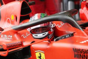 "Leclerc angered by ""big mistake"" in Brazilian GP qualifying"
