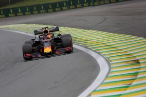 Verstappen wins Brazilian GP, Gasly P2 after frantic finish