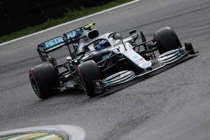 Bottas set for back-of-the-grid start in Abu Dhabi