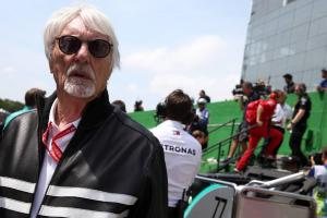 Ecclestone reveals why he turned down knighthood
