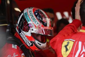 Leclerc: Vettel tried to squeeze me in Brazil GP collision