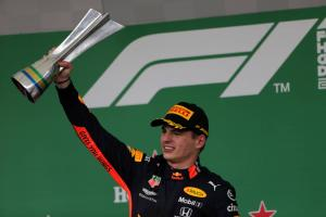 "Verstappen: Red Bull's strategy ""saved"" Brazil GP win"