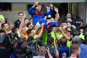 F1 Race Analysis: How Gasly and Sainz scored their shock podiums