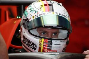 Vettel: I must do better in F1 2020
