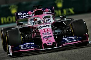 "Perez sees ""big year ahead of us"" at Racing Point"