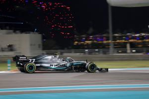 Bottas forced to take second new engine in Abu Dhabi