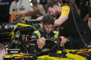 Ricciardo surprised by lows in first season at Renault