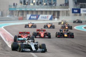 F1 Abu Dhabi Grand Prix: As it happened!