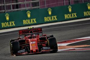 """2019 a """"bit of a weird season"""" for Ferrari - Leclerc"""