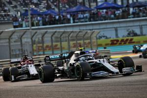 "Bottas felt ""fun"" Abu Dhabi recovery was one of his best races"